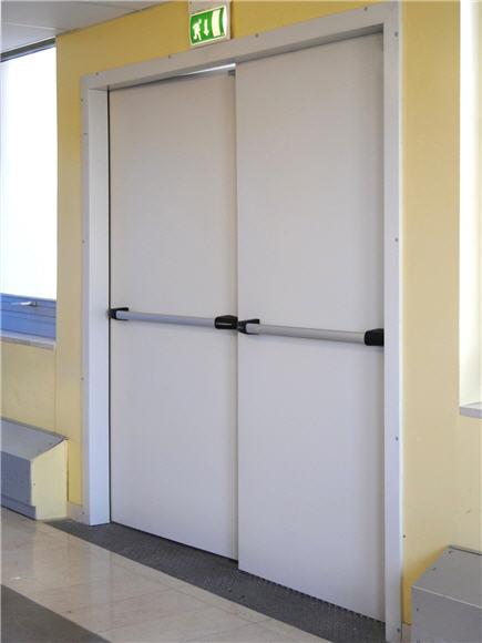 Priešgaisrinės durys EI-120